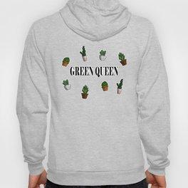 Green queen Hoody