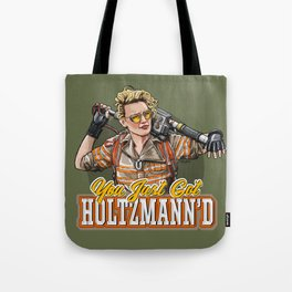 Holtz gonna give it to ya Tote Bag