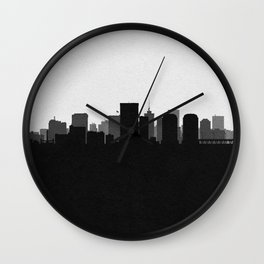 City Skylines: Richmond Wall Clock