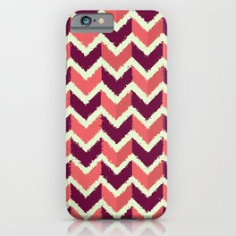 Chevron iPhone Case