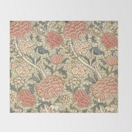 "William Morris ""Cray"" 1. Throw Blanket"