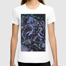 Black Panther: Wakandan Warrior T-shirt