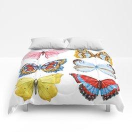 Butterflies 01 Comforters
