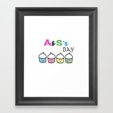 as Framed Art Print