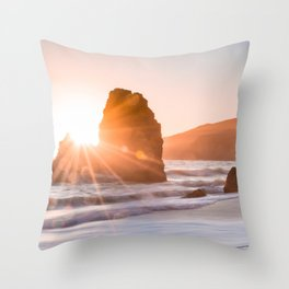 Seaset Throw Pillow