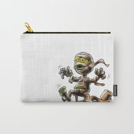 Funny Mummy Carry-All Pouch