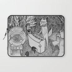 Fox Piano Laptop Sleeve