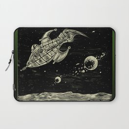 And Rockets! Laptop Sleeve