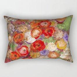 Spring in Filoli Rectangular Pillow