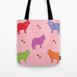 DOGS! DOGS! DOGS! Tote Bag