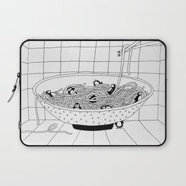 Pinguine Noodles Laptop Sleeve