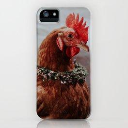Basil iPhone Case