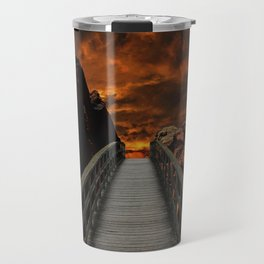 Meeting with God Travel Mug