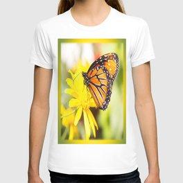 Happy Monarch Butterfly T-shirt