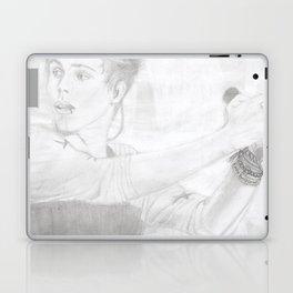 Luke 5 Seconds in Concert Drawing Laptop & iPad Skin