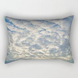 Shimmering Sky Rectangular Pillow