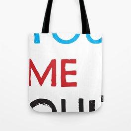 You Me Oui Tote Bag