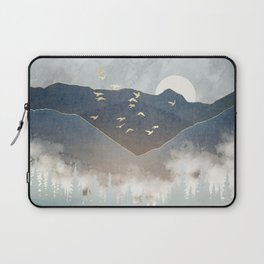 Blue Mountain Mist Laptop Sleeve