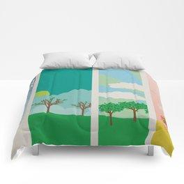 all four seasons Comforters