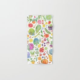 Seasonal Harvests Hand & Bath Towel
