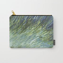Shimmering Merging Seascape Carry-All Pouch