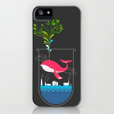 Nature Whale Slim Case iPhone (5, 5s)