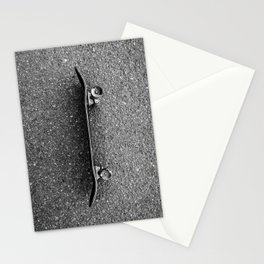 Resting Skateboard Stationery Cards