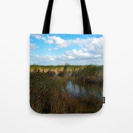 Everglades River of Grass Tote Bag