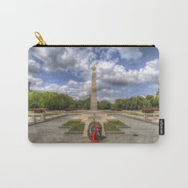 Russian War Memorial Budapest Carry-All Pouch