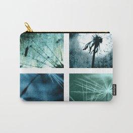 Dandelion art Carry-All Pouch