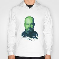 walter white Hoodies featuring Walter White by Dr.Söd
