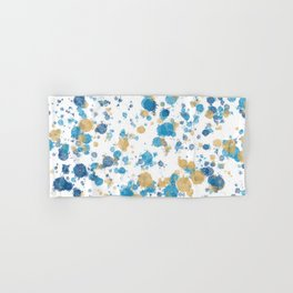 Flicks and Spatters Hand & Bath Towel