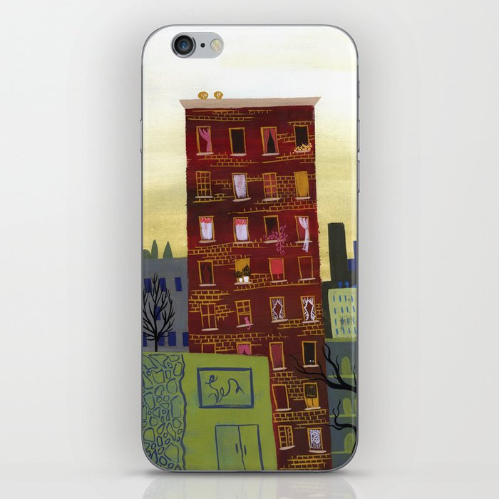 City Building iPhone Skin