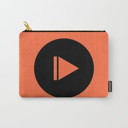 Pause/Play Carry-All Pouch