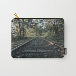 Shawnigan Tracks Carry-All Pouch