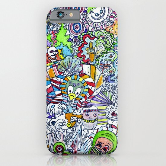 FUNHOUSE iPhone & iPod Case