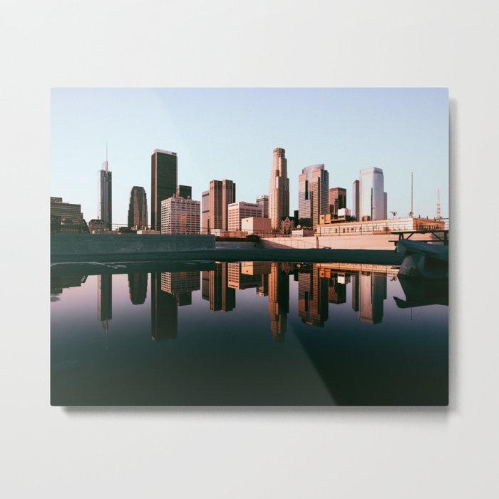 Los Angeles, USA Metal Print
