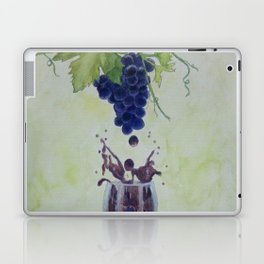 Metamorphosis - From Vine to Wine in the Finger Lakes Laptop & iPad Skin