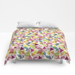 Tangram Comforters