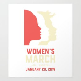 a155be63646 Women March Art Prints   Society6