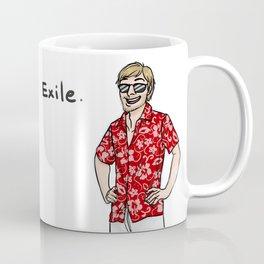 Exile. Coffee Mug