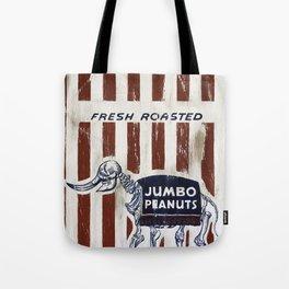 Jumbo Peanuts Tote Bag