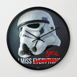 LoveTrooper Wall Clock