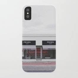 Pink Marfa iPhone Case
