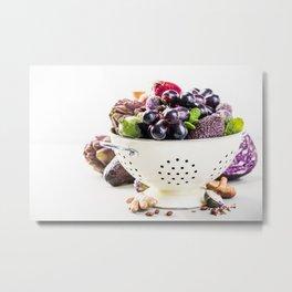 healthy food Metal Print