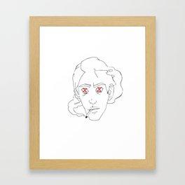 korrupt Framed Art Print