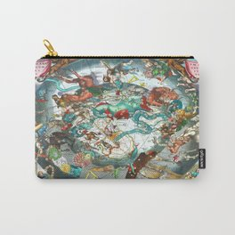 Harmonia Macrocosmica Plate 28 Carry-All Pouch