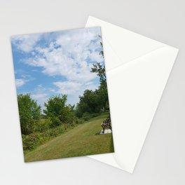 Peace along Mohawk Stationery Cards