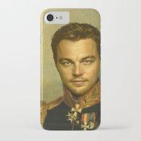 leonardo dicaprio iPhone & iPod Cases featuring Leonardo Dicaprio - replaceface by replaceface