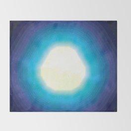 The Universe II Throw Blanket